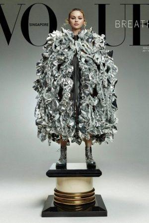 selena-gomez-wore-noir-kei-ninomiya-for-vogue-singapore-july-august-issue