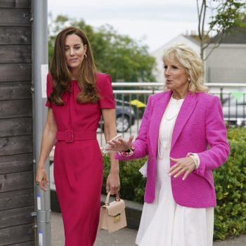 kate-middleton-wears-alexander-mcqueen-dress-g7-summit-in-cornwall