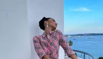 bella-hadid-wore-burberry-instagram-july-8-2021