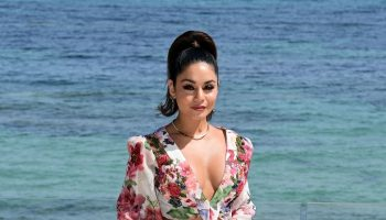 \vanessa-hudgens-wore-patbo-floral-dress-filming-italy-festival-day