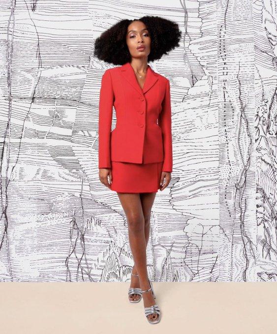 yara-shahidi-wore-dior-dior-winter-2021-haute-couture-collection