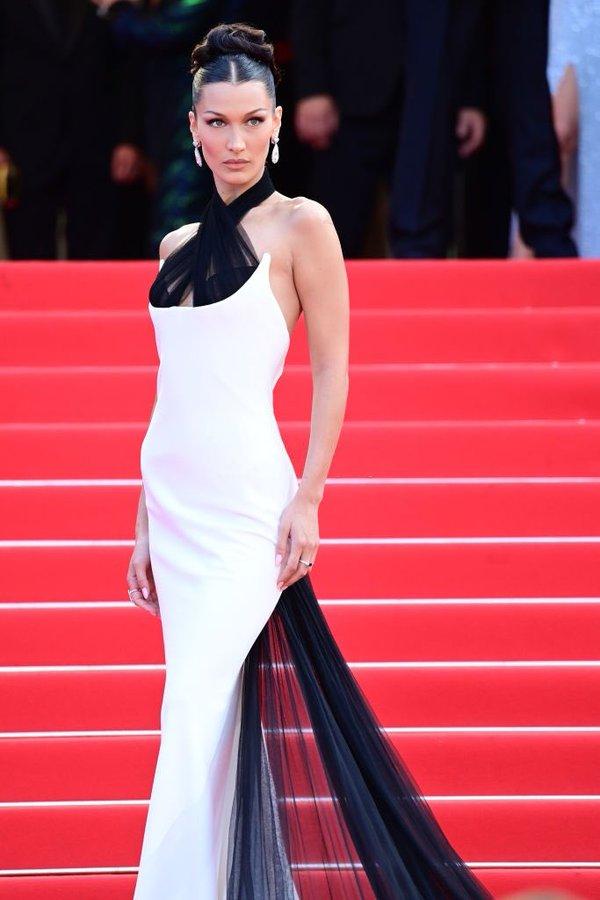 bella-hadid-wearing-vintage-jean-paul-gaultier-cannes-2021