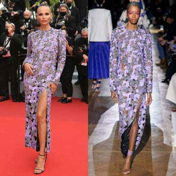 natasha-poly-wore-valentino-couture-the-french-dispatch-cannes-screening