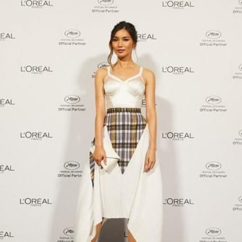 gemma-chan-wore-burberry-the-loreal-paris-lights-on-women-short-film-competition