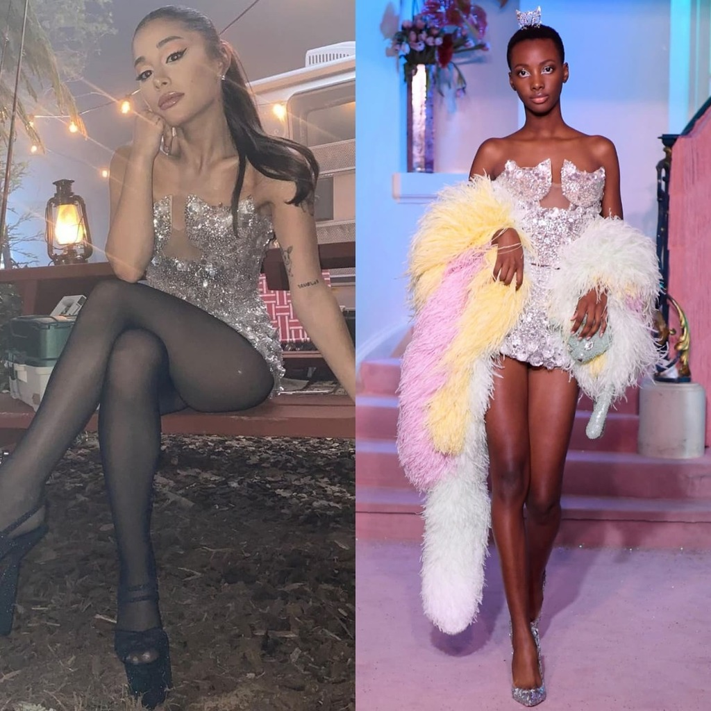 ariana-grande-wears-ulyana-sergeenko-couture-promoting-season-21-of-the-voice