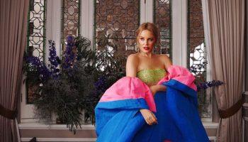 kylie-minogue-wore-schiaparelli-haute-couture-instagram