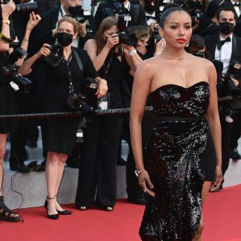 kat-graham-wore-pinko-sequin-dresss-france-cannes-film-festival-premiere