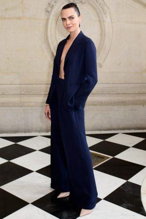 cara-delevingne-wore-dior-suit-dior-couture-autumn-winter-2021-2022