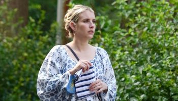 emma-roberts-wore-hunter-bell-dress-out-in-new-york-city