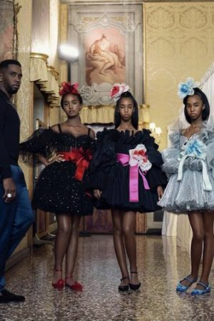 diddys-twin-daughters-dlila-and-jessie-chance-made-their-runway-debut-at-the-dolce-gabbana-fashion-show-in-venice