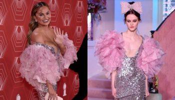 chrissy-teigen-wore-ulyana-sergeenko-haute-couture-2021-tony-awards