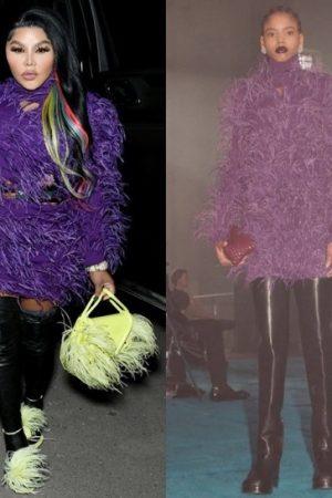 lil-kim-wore-bottega-veneta-bottega-veneta-spring-2022-show-in-detroit
