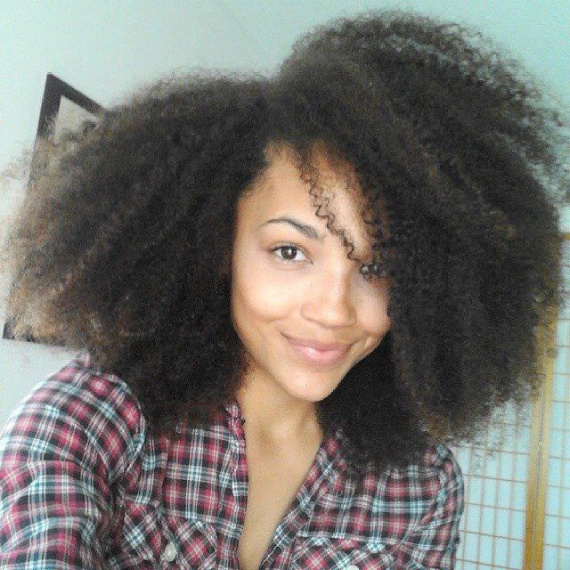Tips To Grow Natural Afro Textured Hair Fashionsizzle