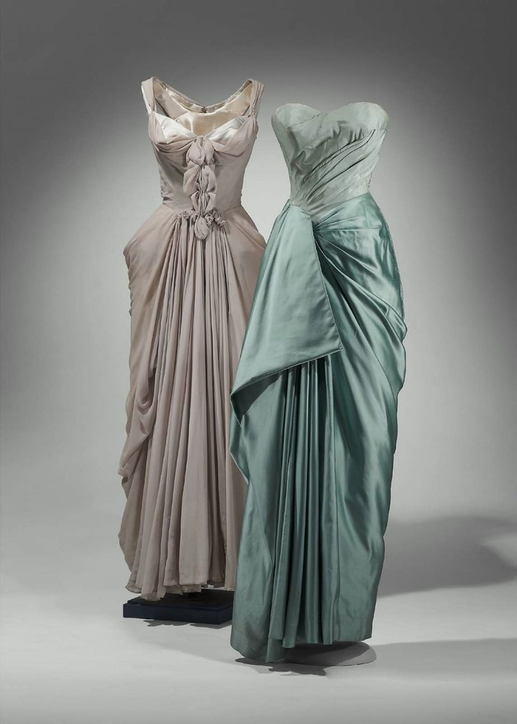Charles James gowns, 1951