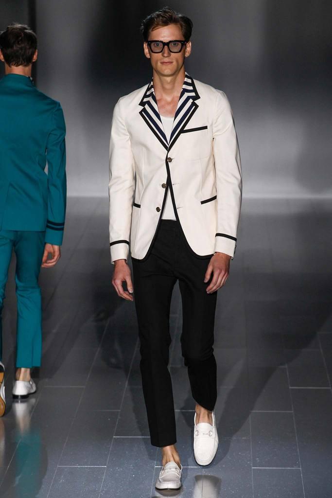 Gucci-spring -2015 -Menswear