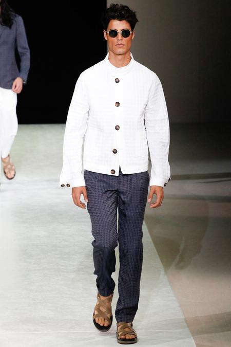 Giorgio -Armani-Spring- 2015 -Menswear