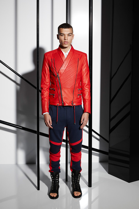 Balmain_ Spring -2015 -Menswear
