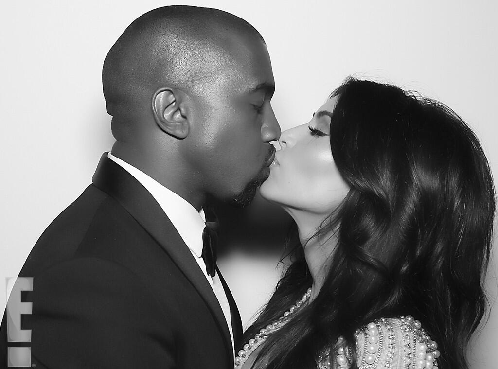 Kanye & Kim Photo Booth