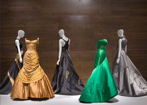 """Charles James  (1906–1978)  was a British-born fashion designer known as """"America's First Couturier."""""""