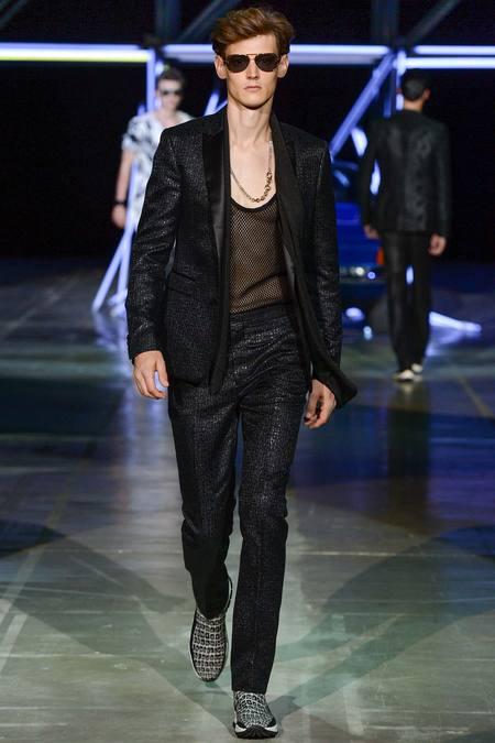 Roberto- Cavalli-Spring -2015- Menswear