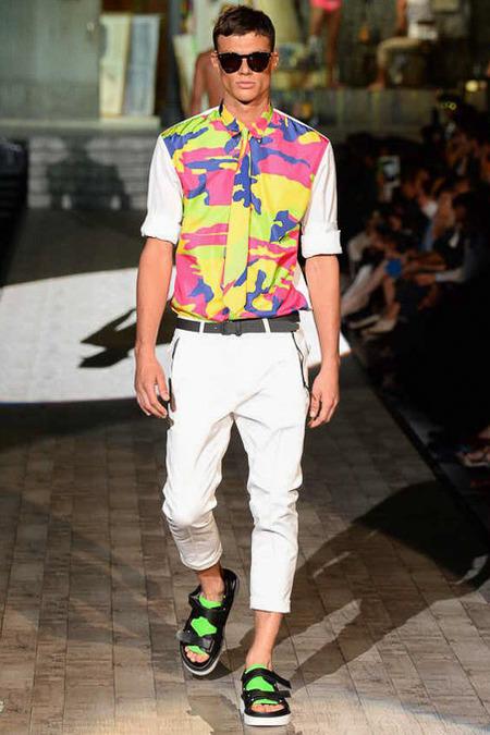 Dsquared² - Spring- 2015 -Menswear