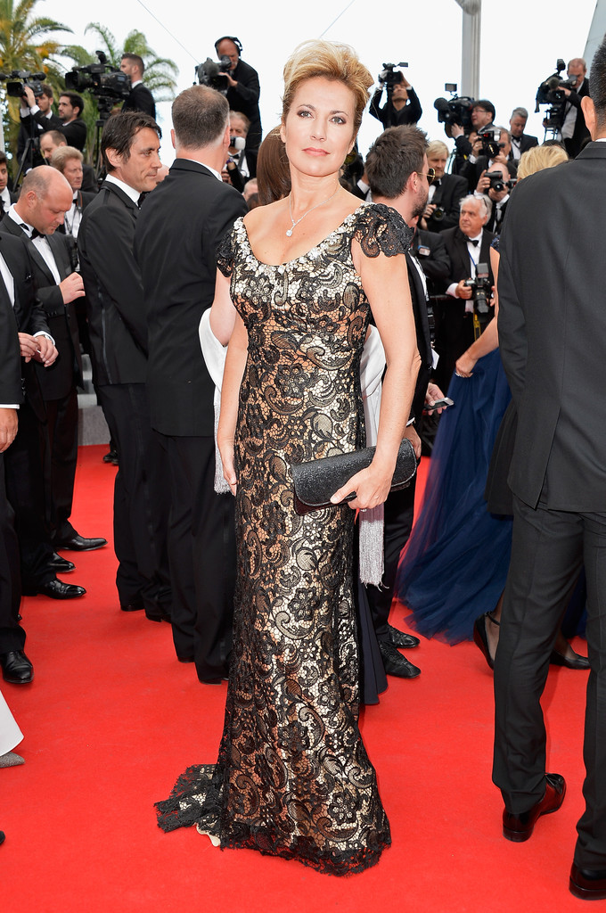 Natacha Amal in Christophe Guillarme