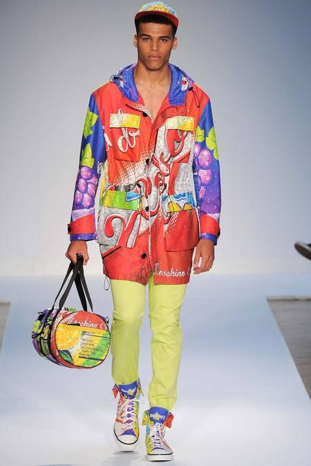 YMoschino- Spring- 2015 -Menswear