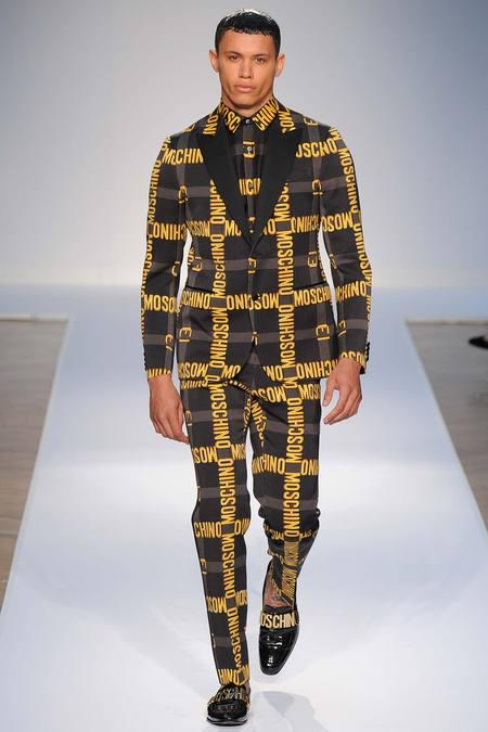 Moschino- Spring- 2015 -Menswear