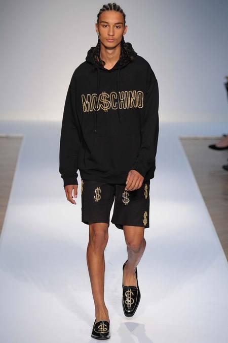 \Moschino- Spring- 2015 -Menswear