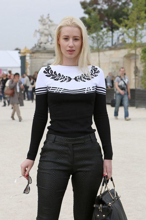 Iggy Azalea, Paris Fashion Week