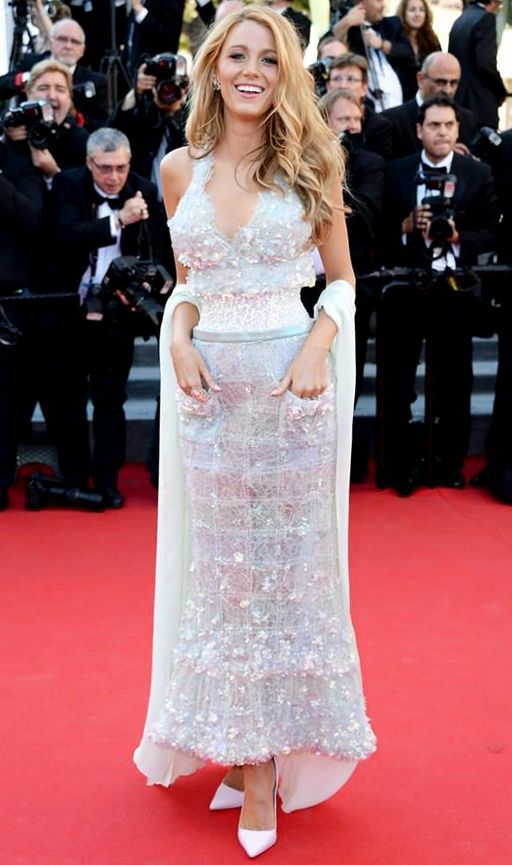 Blake Lively best dressed in Chanel Haute Couture
