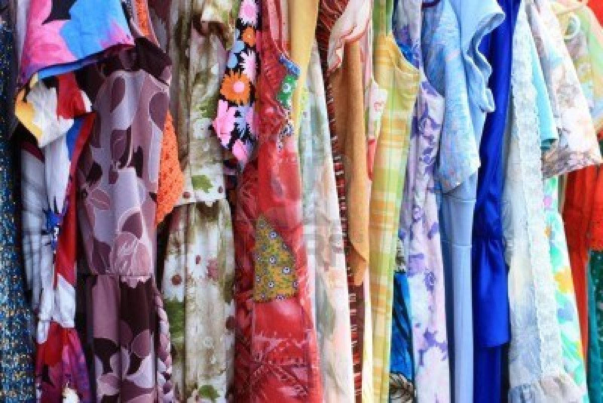 tips on how to buy and care for vintage clothing